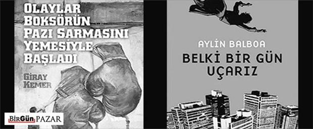 Boksörlerin belirişi: İki yeni yazar
