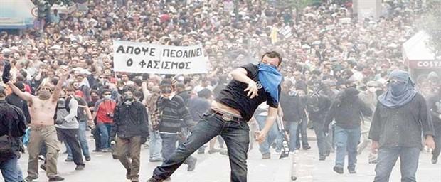 Bir Yunan trajedisinin son perdesi mi?