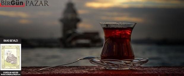 Çaylar çilingirden