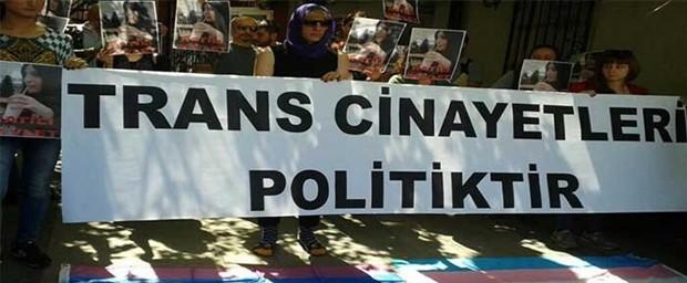 Türkiye trans cinayetlerinde Avrupa birincisi