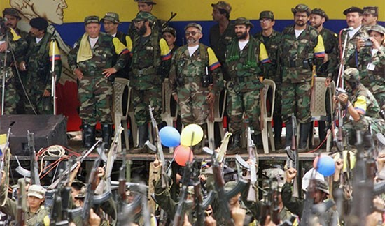FARC Komutanı Roman Ruiz öldürüldü