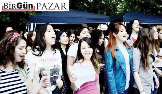 İkinci yılında Gezi: Öyle yılgın durma / Sen de katıl şarkıya!