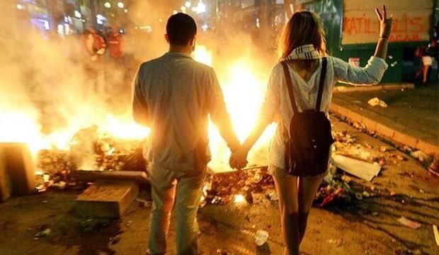 Yaz aşkları ve Gezi âşıkları
