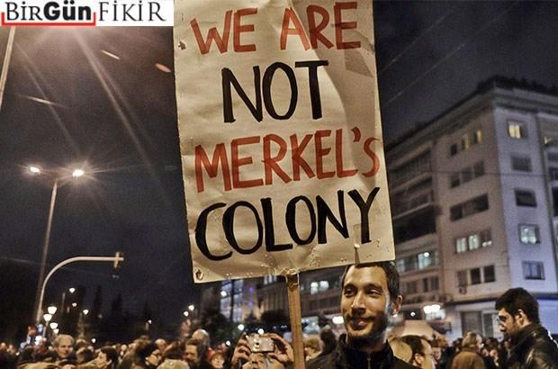 Yunanistan referandumu üzerine