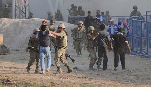 Savaşını da al git AKP