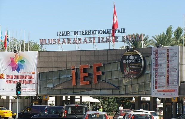 Izmir Enternasyonal Fuari Kapilarini 84 Kez Aciyor