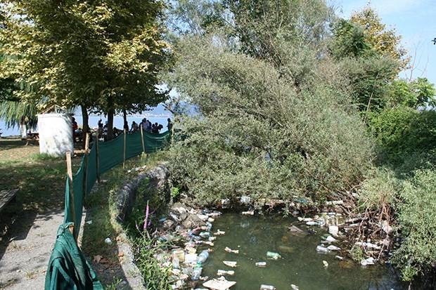 Sapanca Gölü içme suyu tehlikede