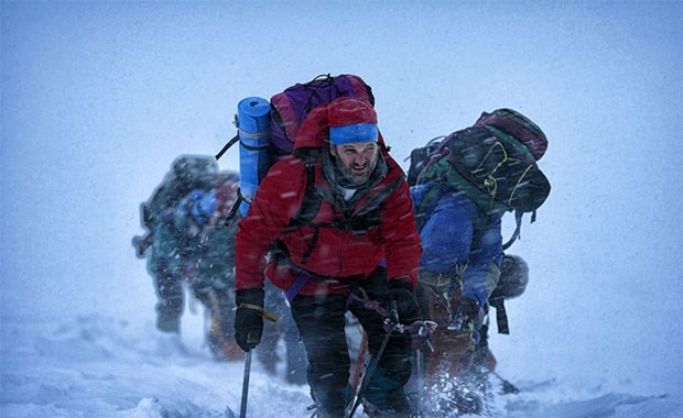Everest: Burada olduğumuz için!