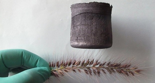 Tüyden hafif çelikten güçlü süper madde geliştirildi