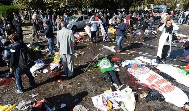 HDP kriz masası: Ankara katliamında 128 kişi yaşamını yitirdi