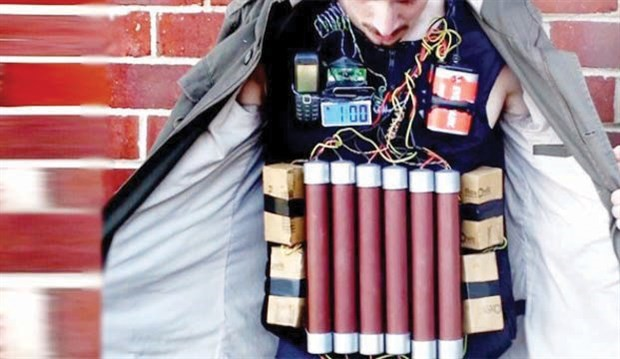 Canlı bombayı tanıma ve korunma rehberi!