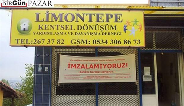 'Hakkımızı yerlerse buradan da Gezi çıkar'