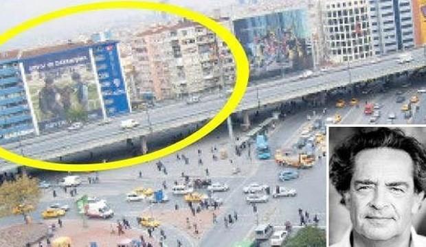 Mimar dava açtı: Mecidiyeköy E-5 güzergâhı komple benim