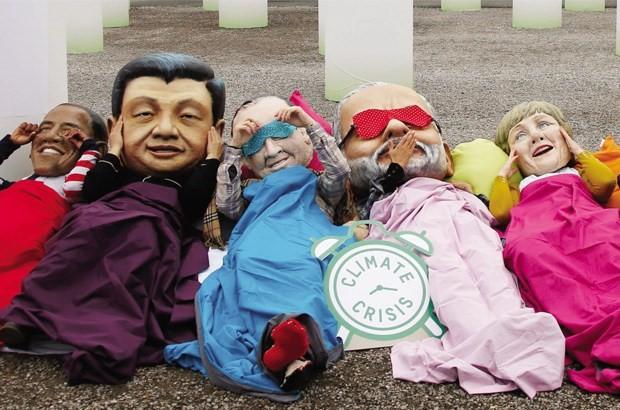 COP21 Paris Anlaşması: Oyna da oyna kafana göre oyna