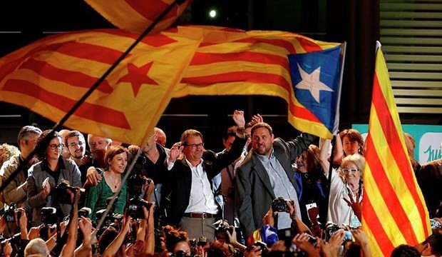 Katalanlar bağımsızlık yanlısı hükümet için anlaştı