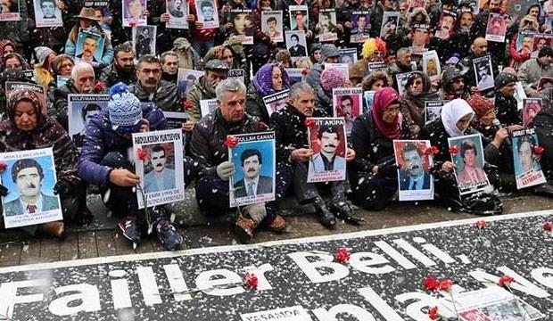 Cumartesi Anneleri: Tankınızı, topunuzu Kürt halkının üzerinden çekin!