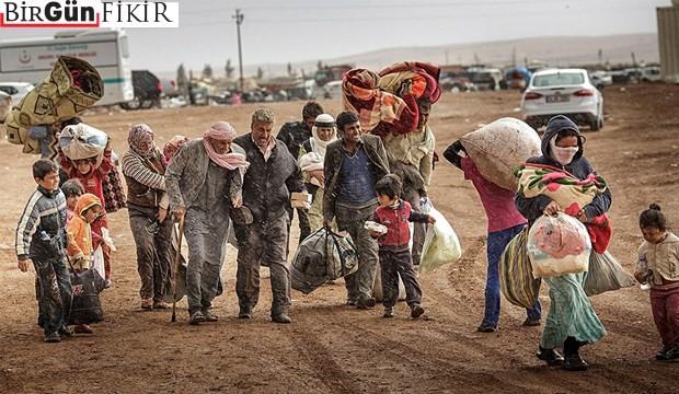 Suriyeli mültecilerin umuda yolculuğu