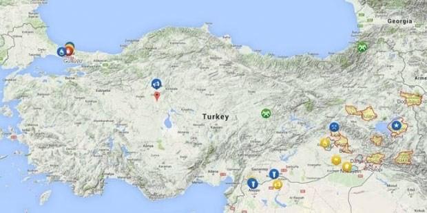 'İç savaş' yaşanan ülkelere Türkiye de eklendi