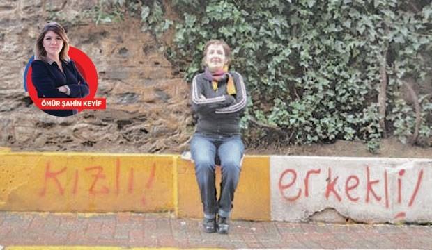Muhafazakârlığa karşı kadın kadına mücadele!