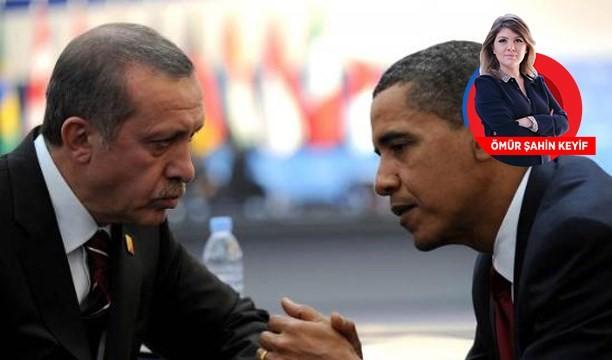 Obama: Erdoğan bir fiyasko