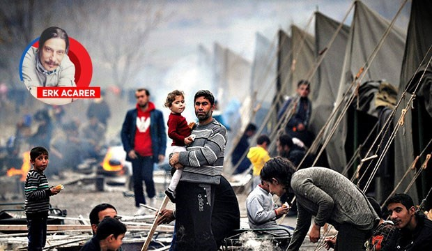 Sığınmacıları kullanarak demografik yapıyı bozacaklar : Oy vermiyorsanızoy vereni buluruz!