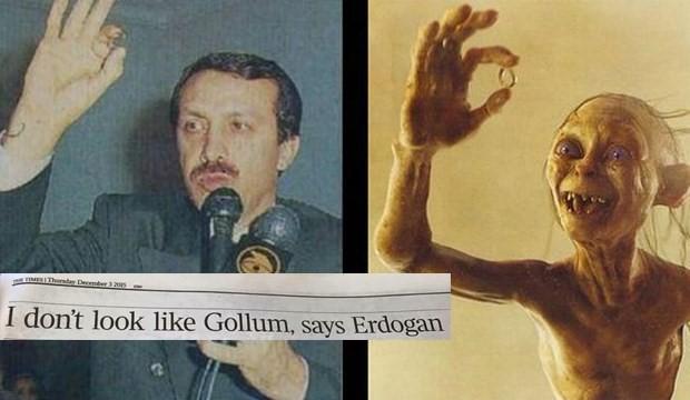 Gollum-Erdoğan davasında bilirkişi raporu geldi: Özünde iyi biri