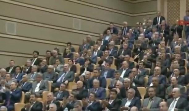 """Erdoğan """"Kula kulluk etmeyin"""" dedi, muhtar """"Allah benim canımı sana bahşetsin"""" diye bağırdı"""