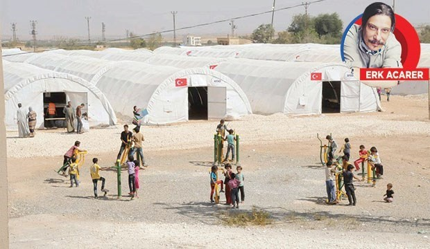 30 children raped in the refugee camp that Merkel visited in Turkey