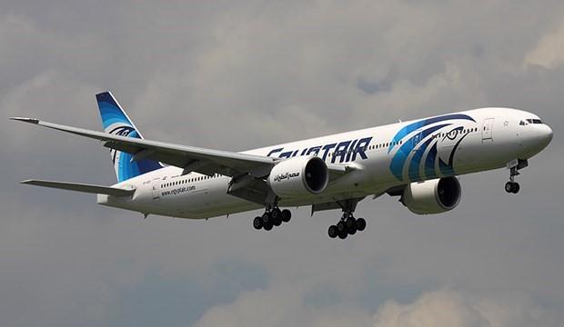 Düşen Mısır Hava Yolları uçağında yangın şüphesi