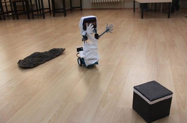 TÜBİTAK 'gelişimini tamamladı': Hacı robot