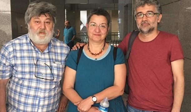 Şebnem Korur Fincancı, Ahmet Nesin ve Erol Önderoğlu tutuklandı!