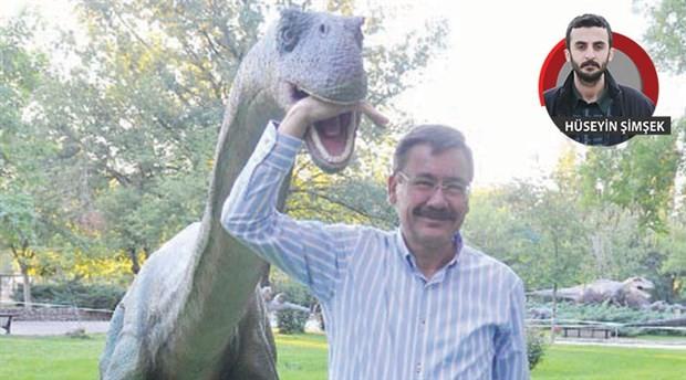 Dinozoru da mı ranta bulaştı?