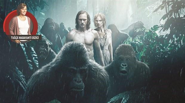 Tarzan: Gorillere fısıldayan adam