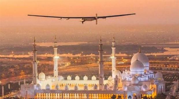 Güneş enerjisiyle dünya turu: Solar Impulse