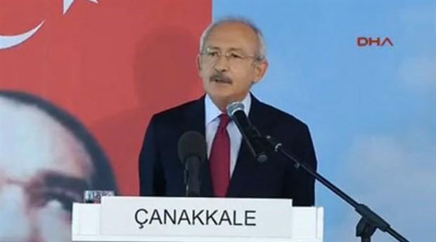 Kılıçdaroğlu: Sızma yok yerleştirilme var
