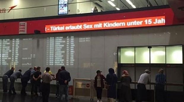 Avusturya medyası: Türkiye, 15 yaş altı çocuklarla cinsel ilişkiye izin veriyor