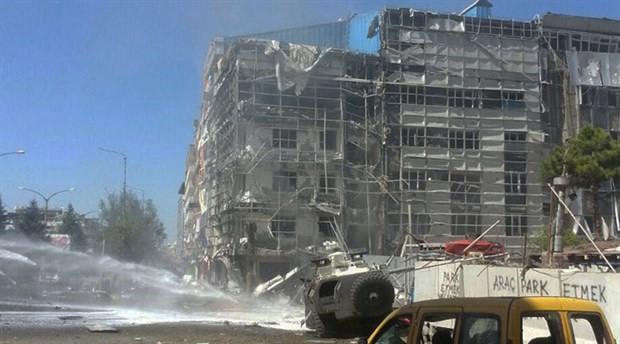 Van saldırısı üstlenildi: 'Savaş uçağı bombası kullanıldı'