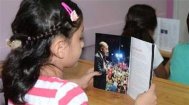 Brochure about 'coup attempt' distributed to students as the first thing in new academic year