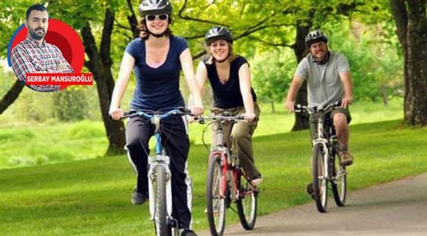 Nasıl bisiklet  ülkesi oluruz?