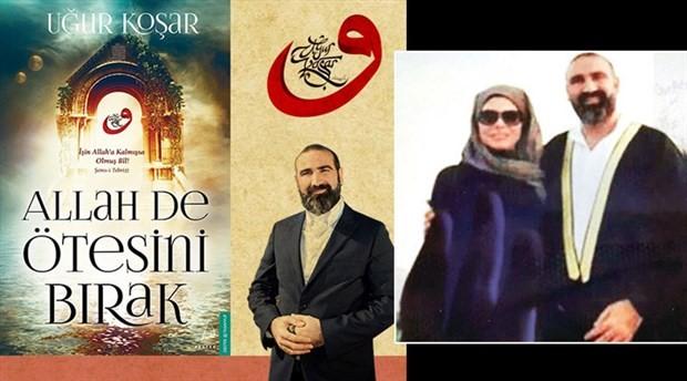 """""""Allah De Ötesini Bırak"""" kitabının rekortmen yazarının eşi: İnternetten araştırıp yazdı"""