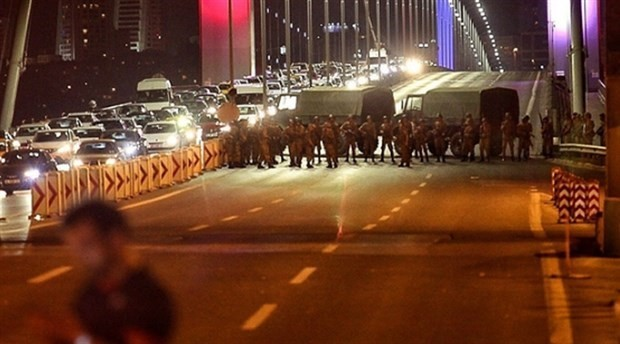 First indictment about July 15  coup attempt