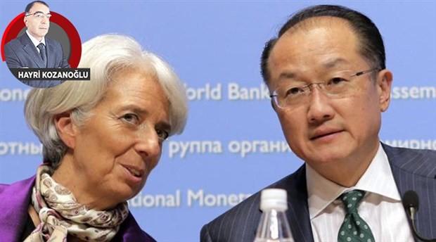 IMF-DB raporlarından Dünya ve Türkiye
