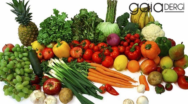 Sonbahar ve kış aylarında tüketilmesi gereken sebze ve meyveler