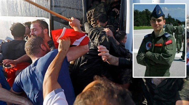 Family of the soldier lynched at Bosporus Bridge: 'He was smashed with bats'