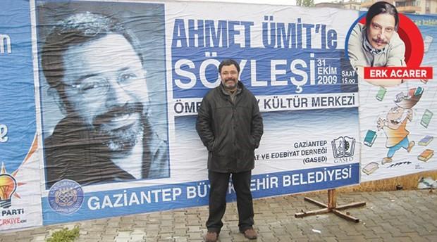 Ahmet Ümit: Umutlu değilim ama vazgeçmeyeceğim