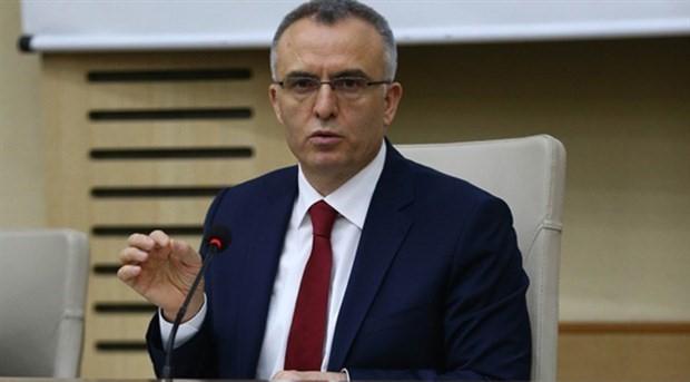 Maliye Bakanından 'asgari ücret' açıklaması