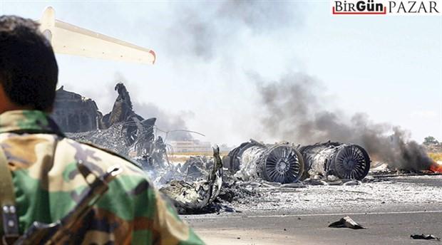 Suriye için Libya örneği