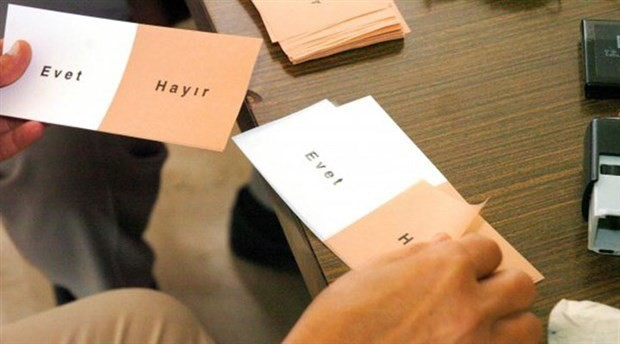 Latest poll results on upcoming referendum in Turkey: 'No' votes are expected to be higher