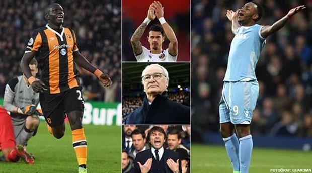 Premier Lig seyir defteri; zirveye bir bakış…