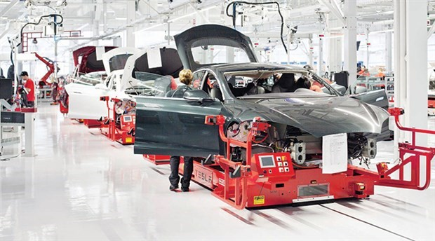 Tesla fabrikasında sendika girişimi